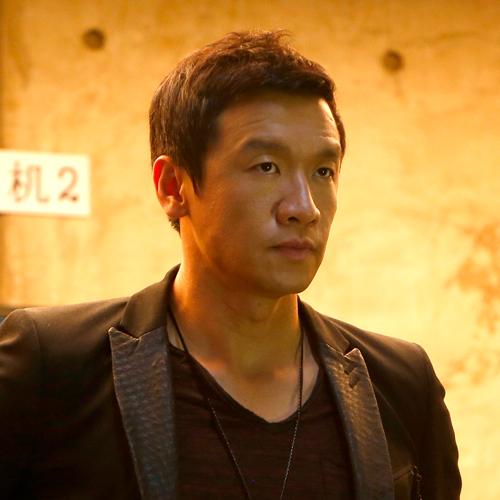 俳優:チン・ハン